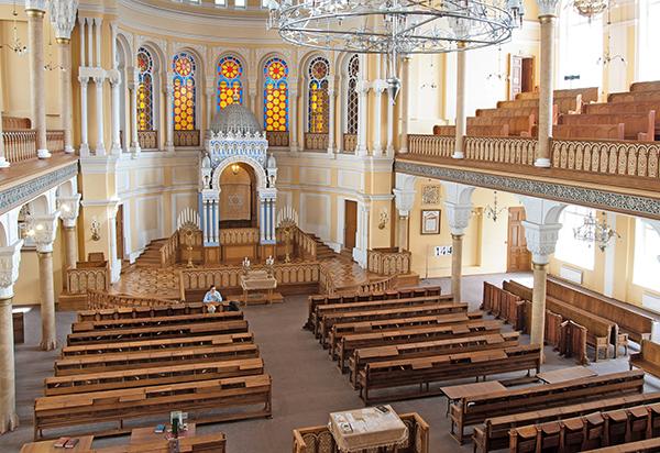 פניחם בית הכנסת בסנט-פטרסבורג
