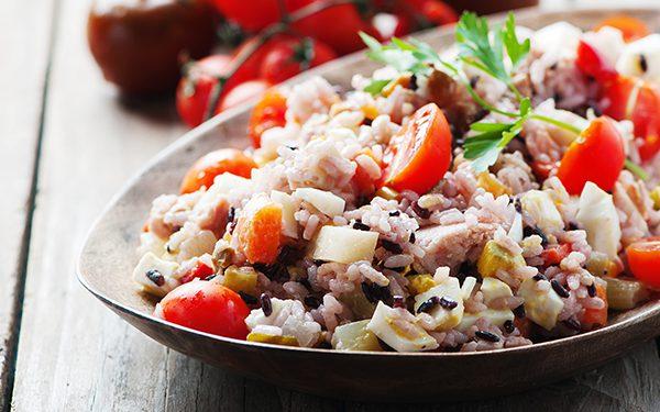 rice-and-tuna-salad
