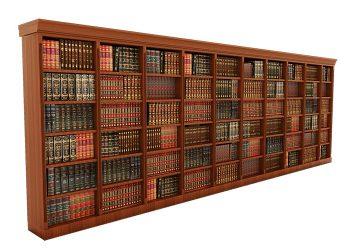 Jewish bookcase
